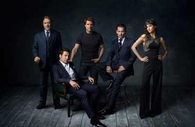 Tom Cruise dan Johnny Depp Bersatu dalam Dark Universe
