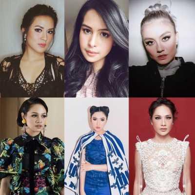 6 Gaya Fashion Para Penyanyi Wanita Indonesia