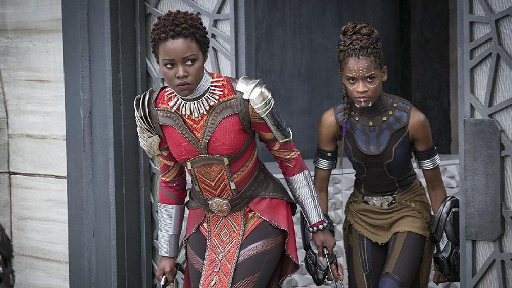 Shuri Siap Rebut Takhta Wakanda dan Black Panther TChalla