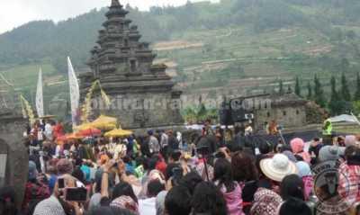 Nantikan Kejutan-kejutan di Dieng Culture Festival 2017