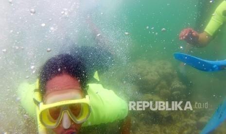 11 Spot Selam Paling Cantik Dipromosikan di Deep and Extreme Indonesia