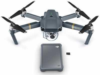 DJI Fly Drive: Hard Disk Eksternal Khusus Untuk Pilot Drone