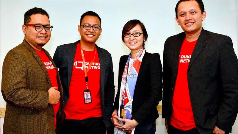 Duniaku.net Siap Jadi Pemain Besar di Asia Tenggara