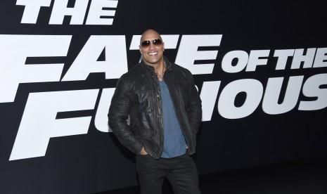 Dwayne Johnson Akui Perbedaan dengan Vin Diesel
