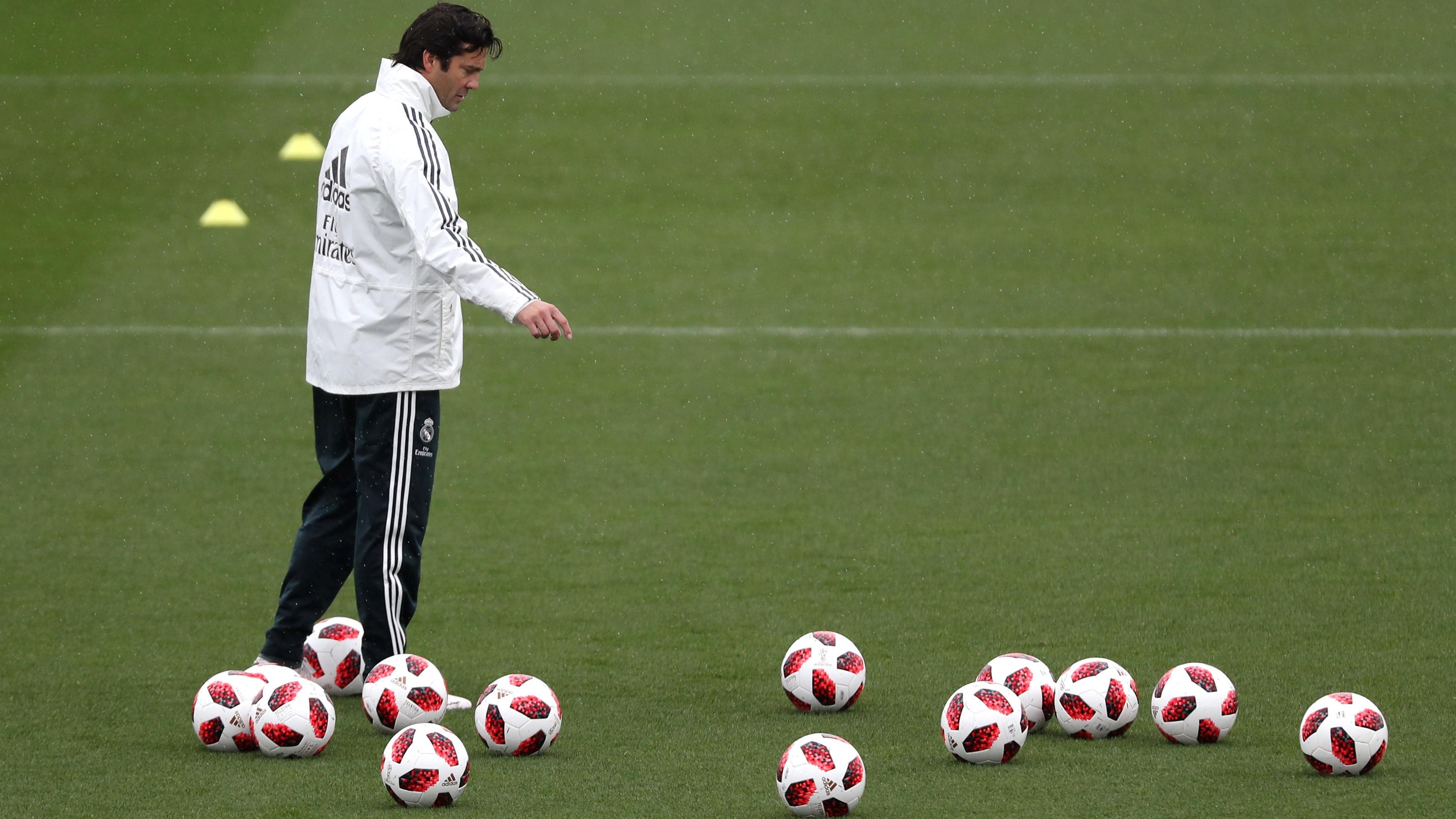 Resmi: Real Madrid Angkat Santiago Solari sebagai Pelatih Tetap