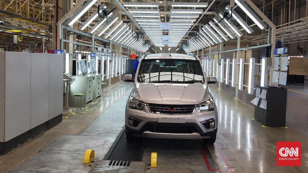 Wuling Indonesia Investasi Rp9,6 Triliun, Kapan Balik Modal?