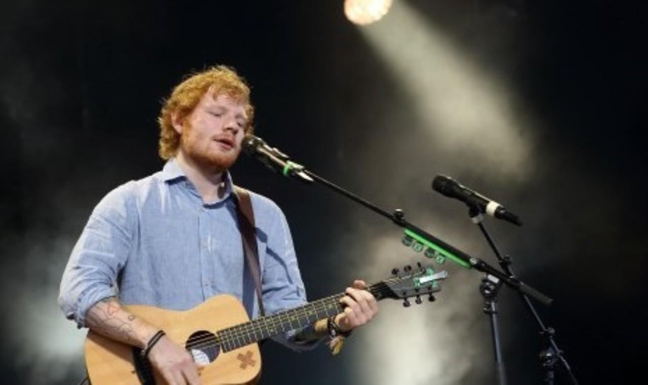 Ed Sheeran Rajai Tangga Lagu Australia