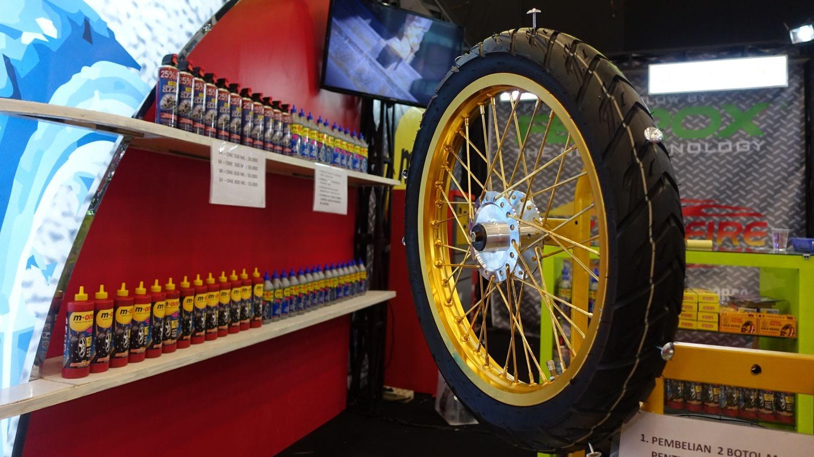 Efek Samping Cairan Anti-bocor untuk Ban Sepada Motor