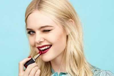Elle Fanning, Wajah Baru L'Oréal Paris
