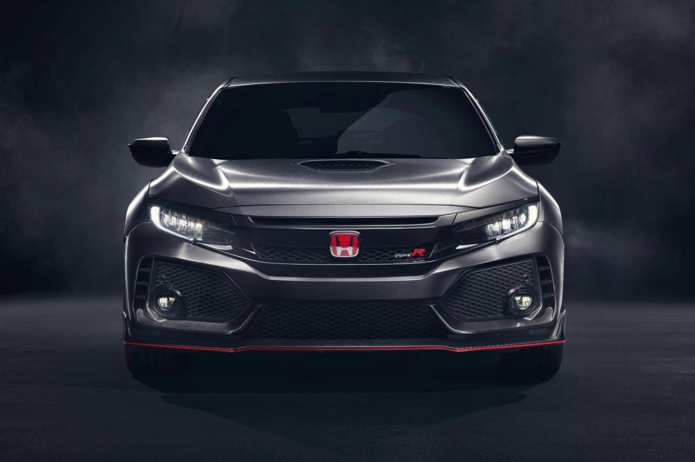 Honda Civic Type-R: Hatchback Baru Bermesin Turbo