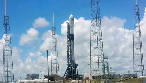 32 menit menentukan bagi Satelit Merah Putih