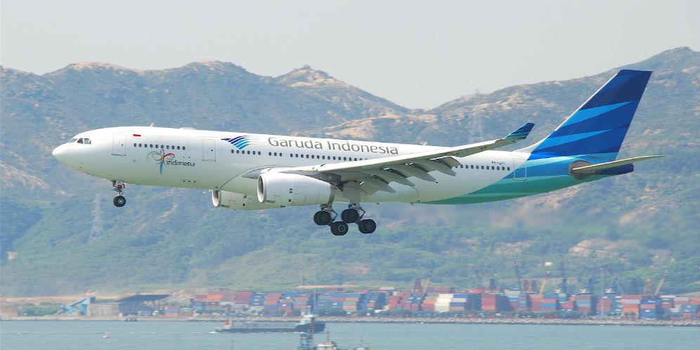 Garuda Siapkan Penerbangan Langsung Singapura-Labuan Bajo