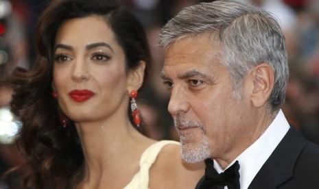 George Clooney Kejutkan Penggemarnya yang Berusia ke-87