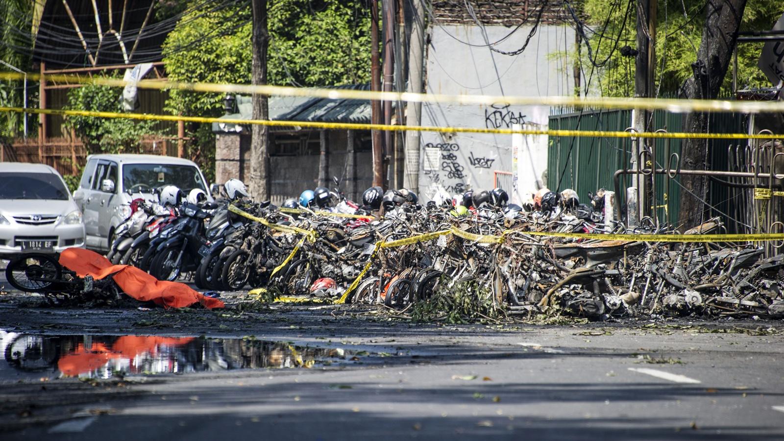 Korban Tewas Bom Gereja di Surabaya Bertambah Jadi 17 Orang