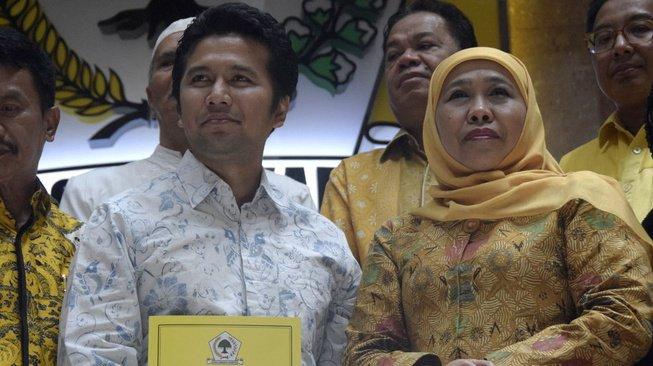 Emil Dardak Resmi Dipecat dari PDIP Usai Digandeng Khofifah