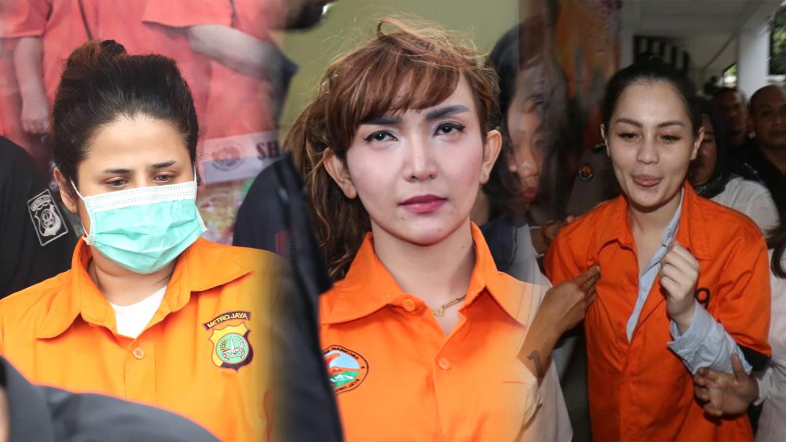 Roro Fitria Sering Bertemu Dhawiya dan Jennifer Dunn di Tahanan