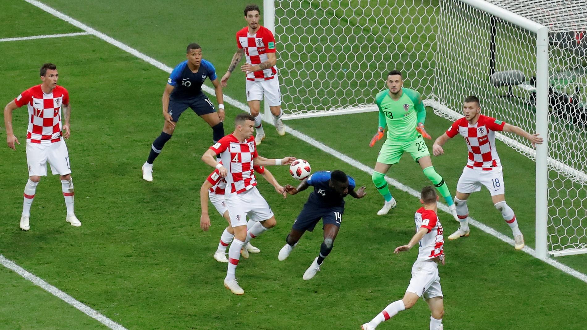 Gol Penalti Prancis Buat Pelatih Kroasia Kecewa