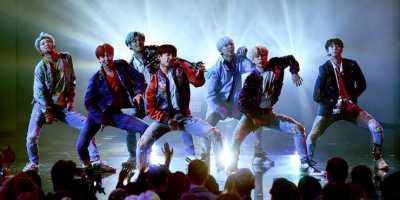 BTS Melakukan Debutnya di Amerika Lewat AMA