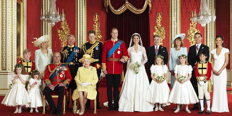 41 Foto Keluarga Kerajaan dari Masa ke Masa