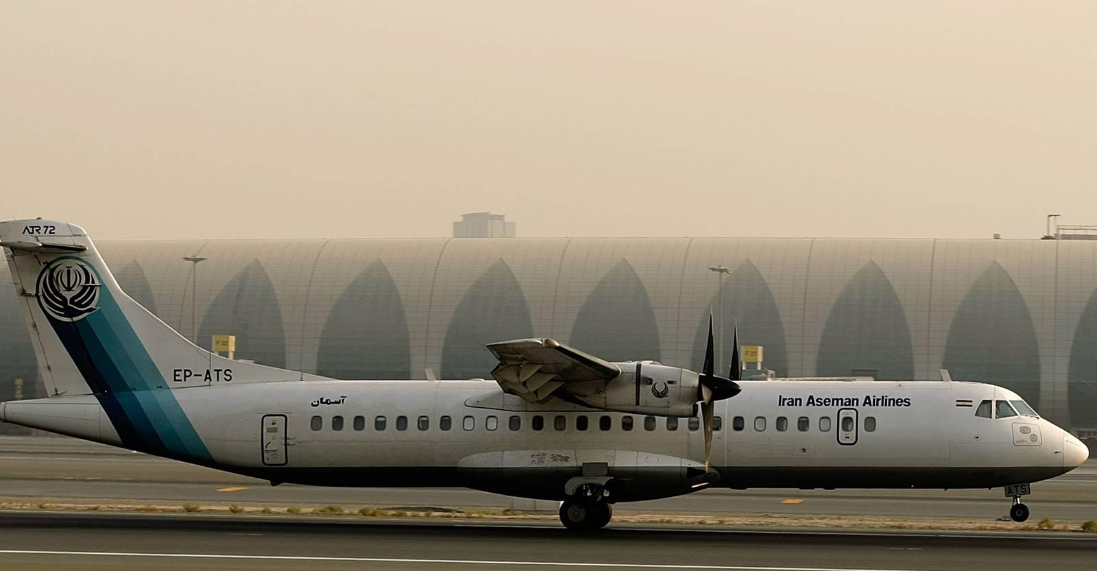 Pesawat Tabrak Gunung di Iran, 66 Penumpang Dipastikan Tewas
