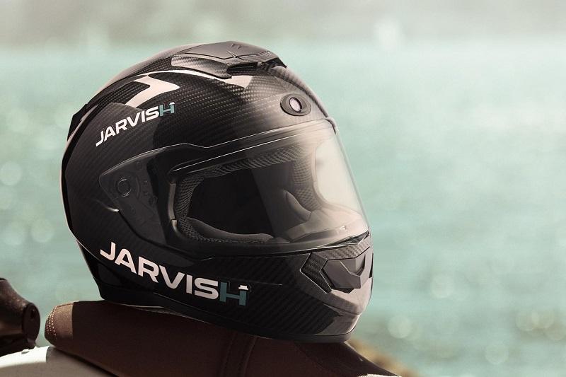 Canggih! Helm 'Jarvish' Ini Dilengkapi Alexa, Siri dan AR