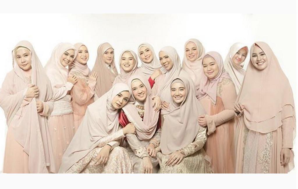 Hijab Squad Muncul Setelah Girls Squad, Siapa Saja Mereka?