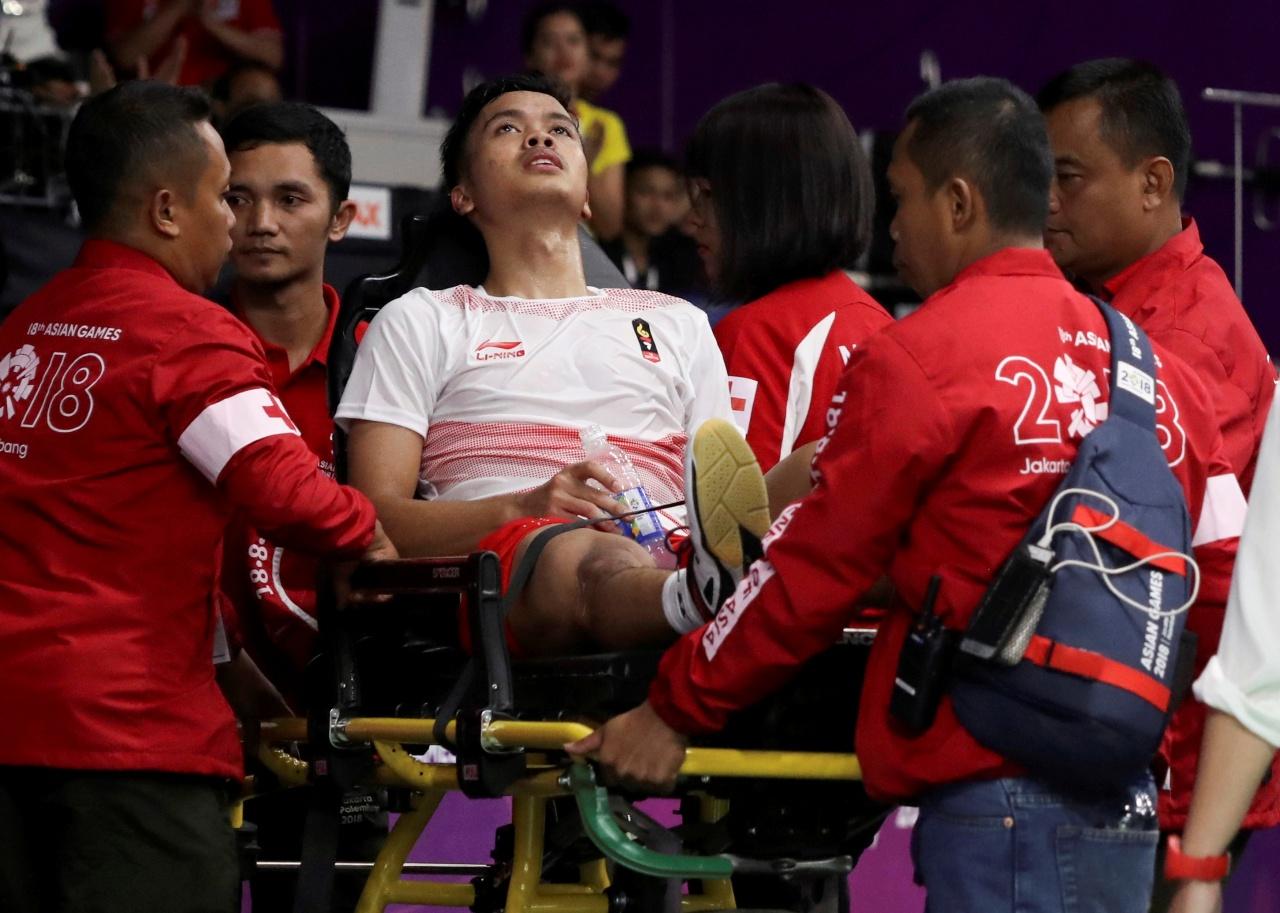 Yang Terlupakan di Asian Games: 52 Atlet Cedera hingga Patah Tulang