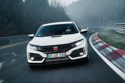 All New Honda Civic Type R Pecahkan Rekor