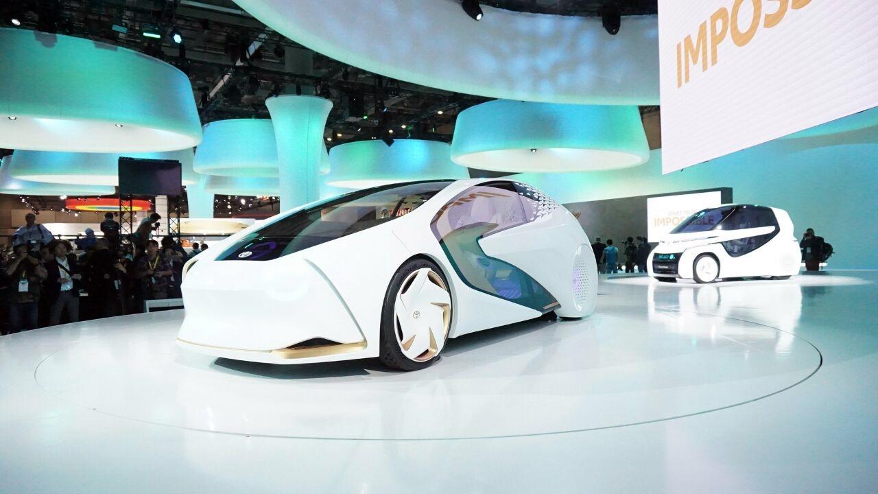 Melihat Toyota Concept-i, Mobil Masa Depan dengan Kecerdasan Buatan