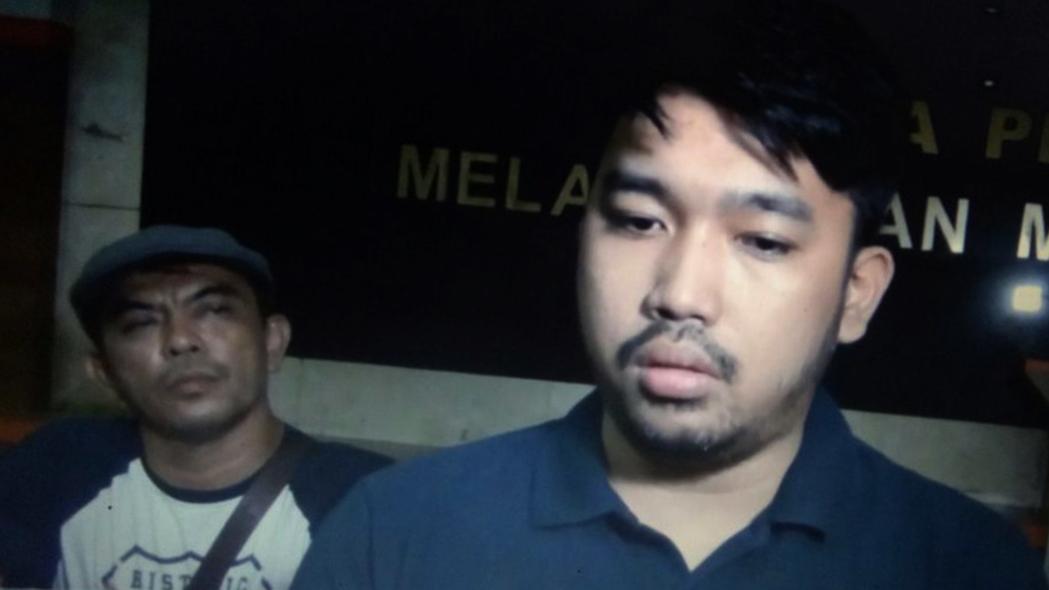 Pemuda yang Adu Jotos dengan Perwira TNI AL Minta Maaf