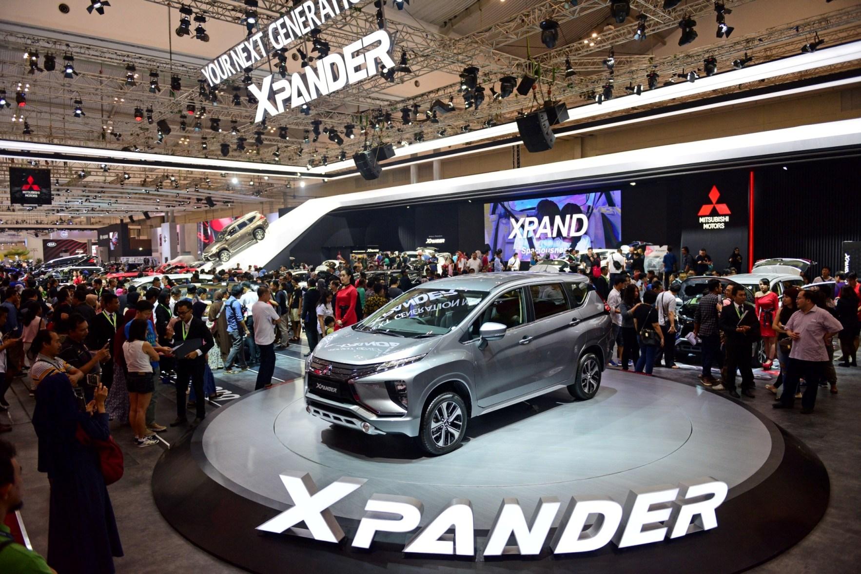 Mitsubishi Indonesia Dapat Pesanan 3,8 Ribu Unit Xpander dari Filipina
