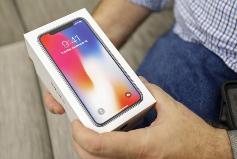 Mulai Besok, iPhone X 64 GB Dijual Rp 8 Jutaan