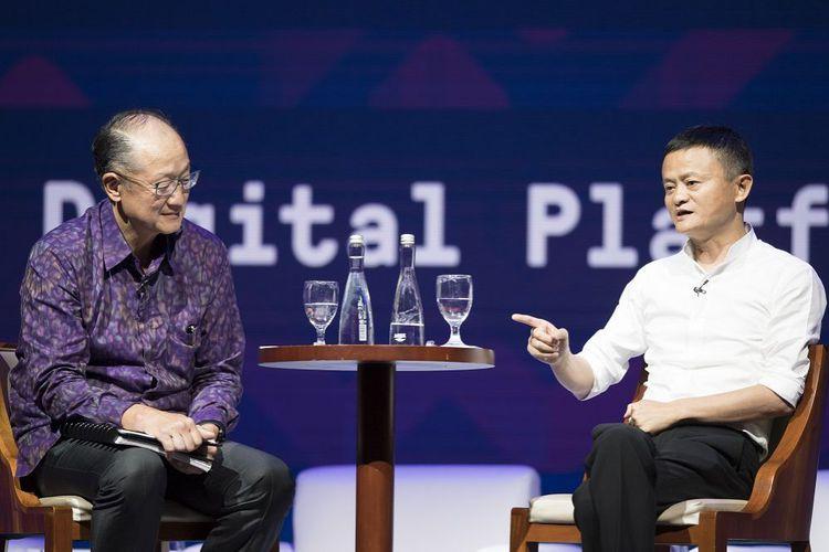 Jack Ma Ingin Buka Sekolah E-commerce di Indonesia