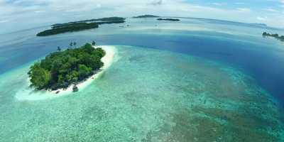 Pulau Widi Siap Go International