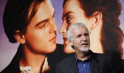 James Cameron Dituding Curi Kisah Titanic