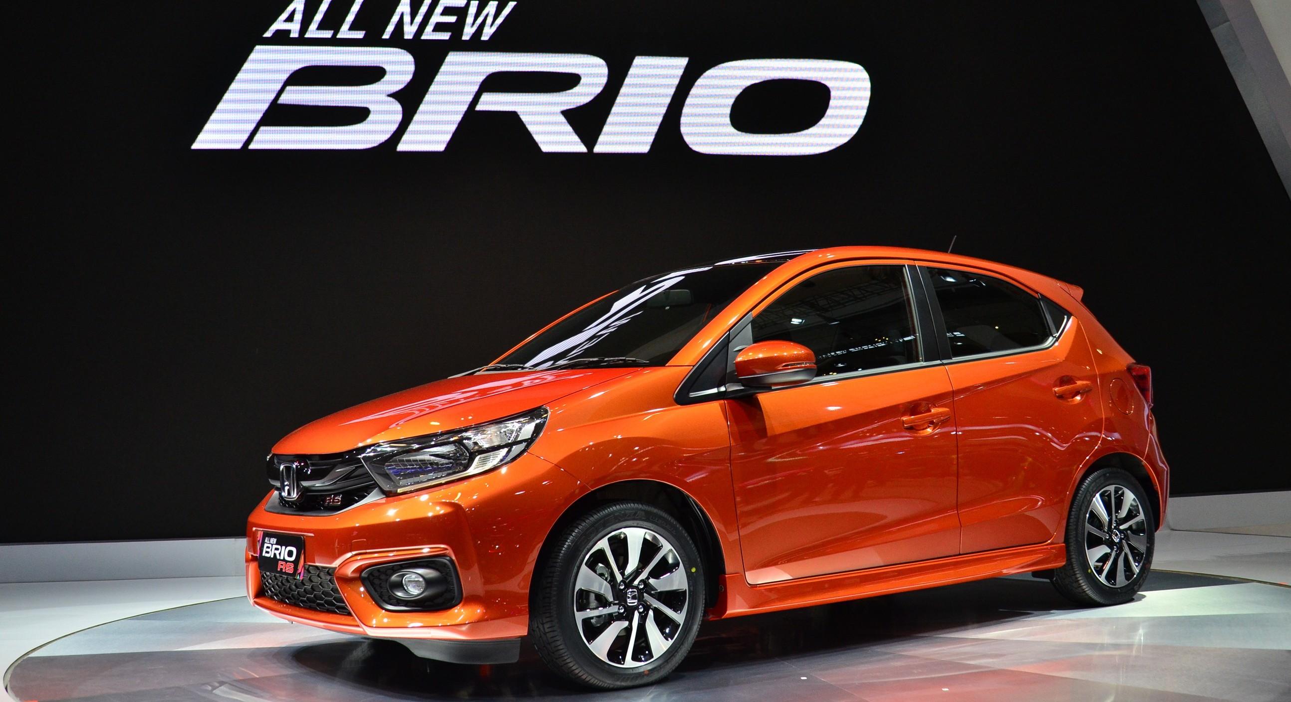 7 Bekal All New Honda Brio Dongkel Posisi Suzuki Ignis