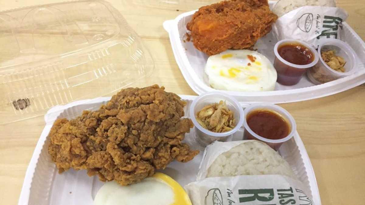 McDonalds Indonesia Sekarang Jual Nasi Uduk dan Sambal ...