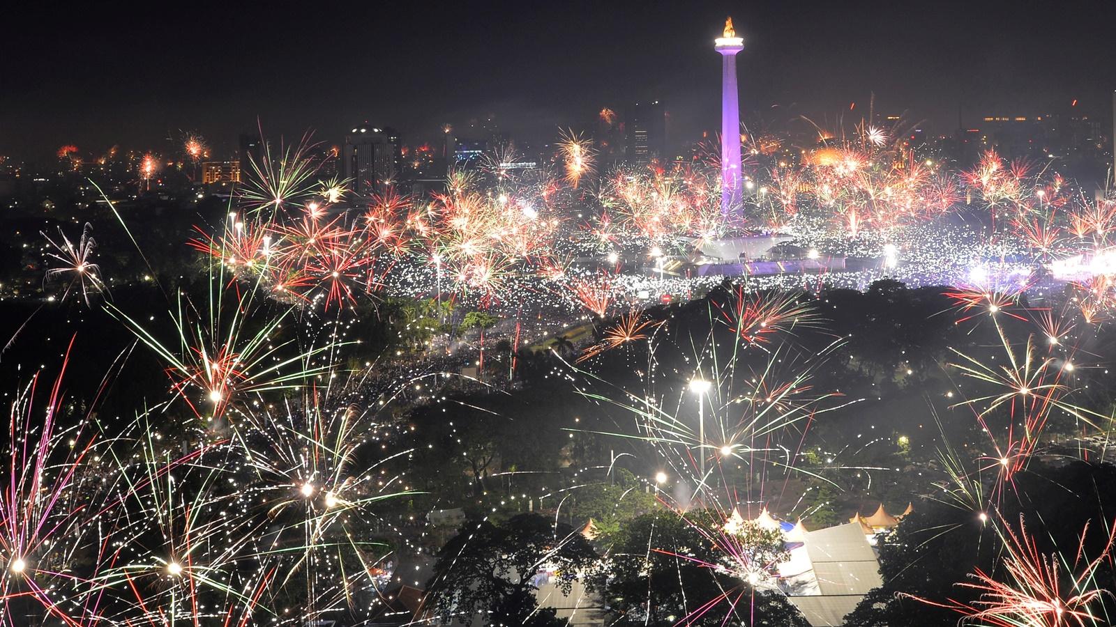 Negara Pertama dan Terakhir Rayakan Tahun Baru 2018? - Uzone