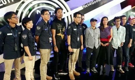 Robin Thicke dan Jonas Blue Ramaikan Indonesian Choice Awards 2017