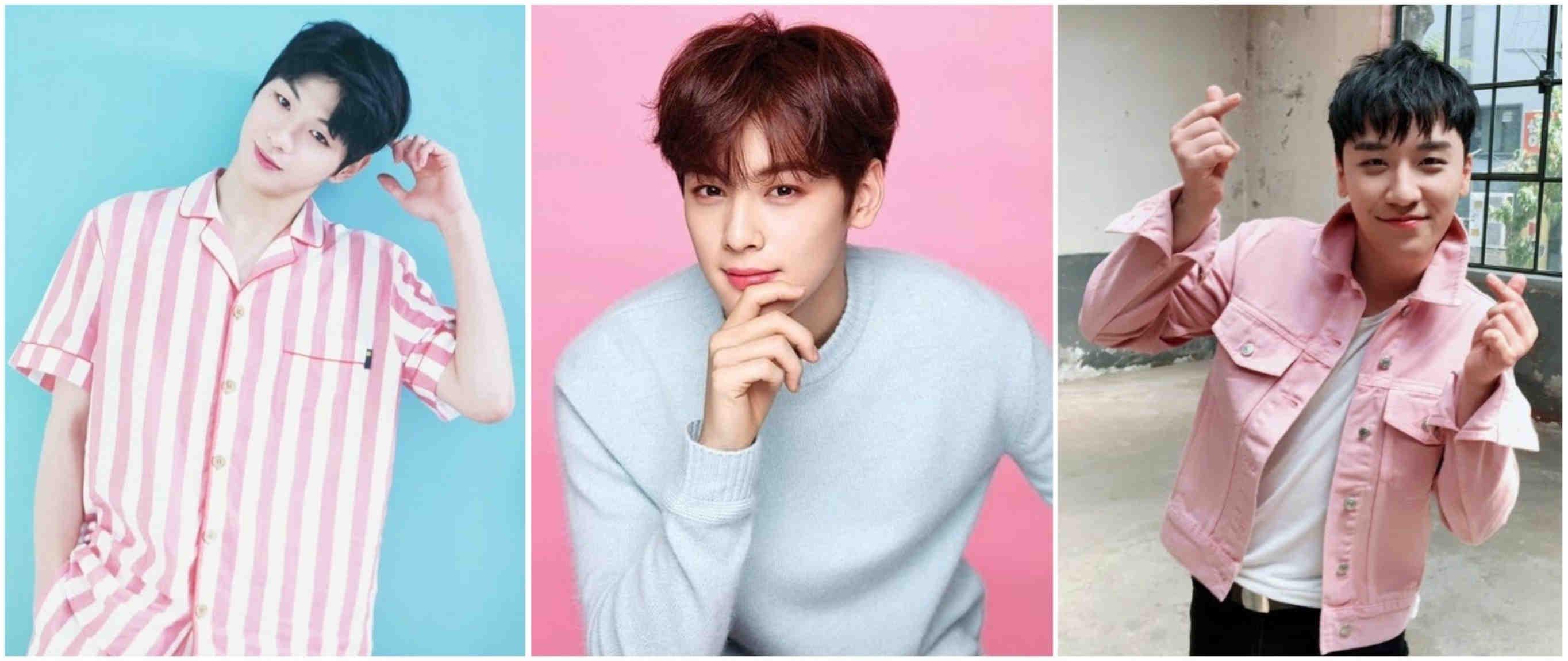 10 Bintang K-Pop Paling Populer Bulan Agustus 2018
