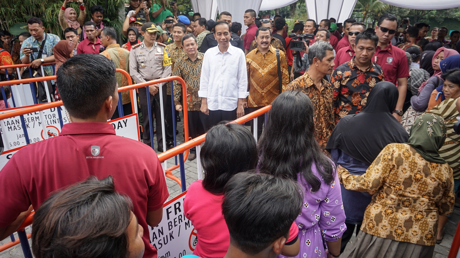 Jokowi Masih Berada di Solo pada H+2 Lebaran