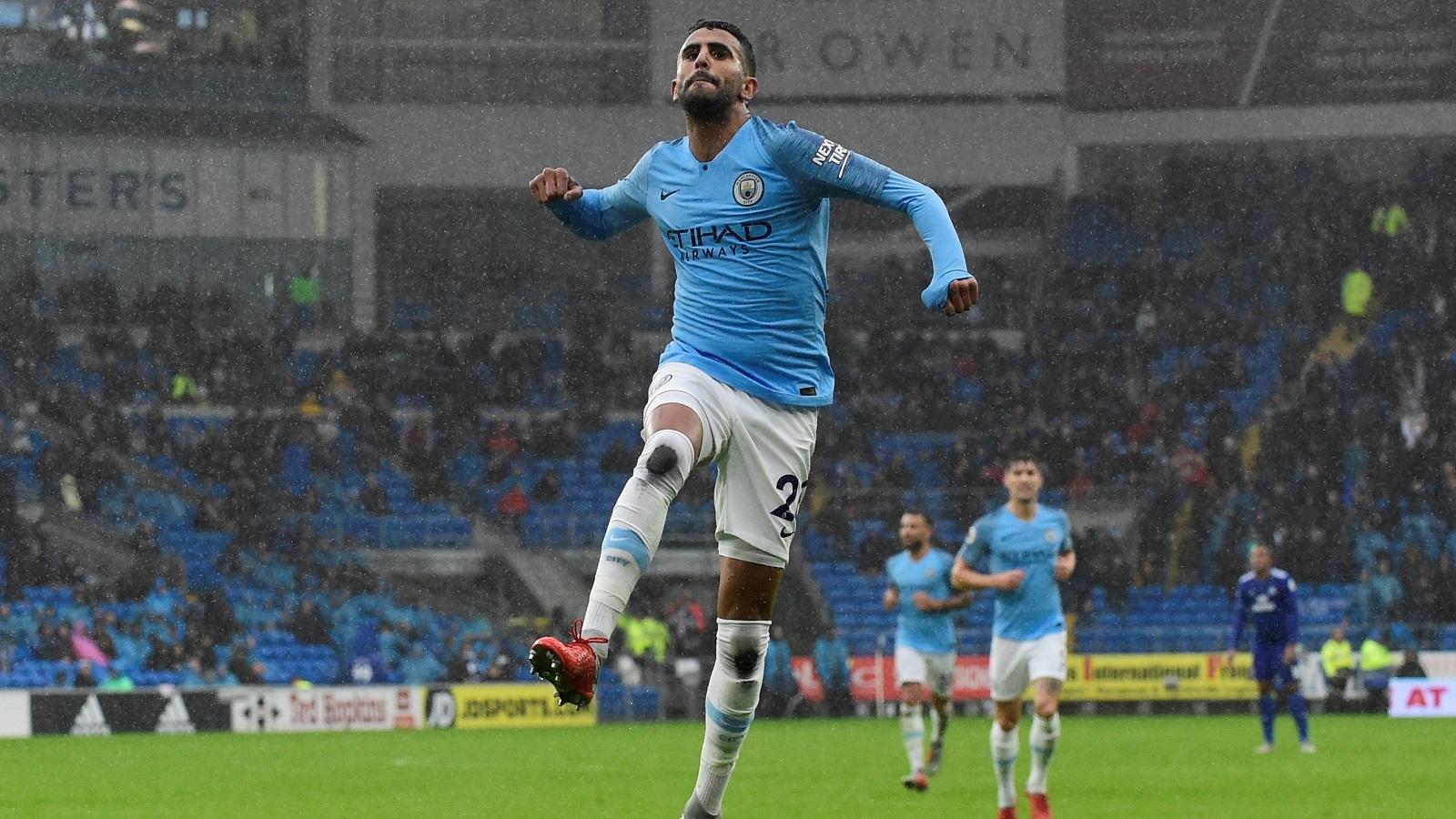 Kebaikan Bos Leicester Takkan Lekang dalam Ingatan Mahrez