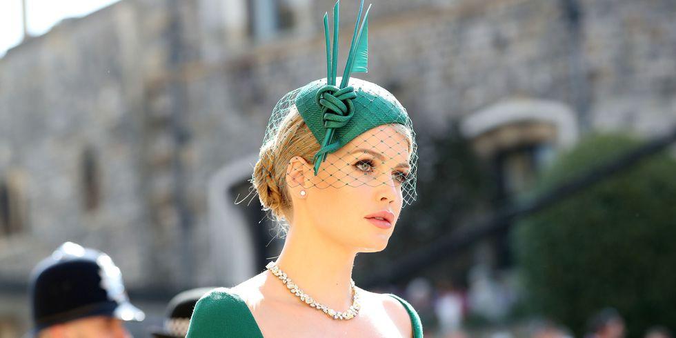 29 Tamu dengan Topi Terunik di Acara Royal Wedding