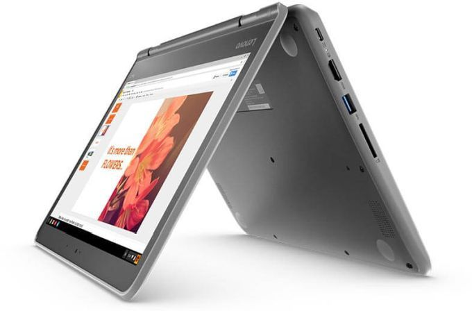 Lenovo Flex 11 Chromebook: Hadir dengan Keyboard Tahan Air