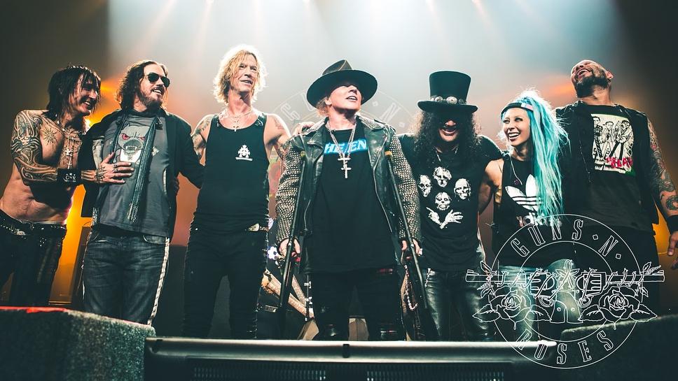 Tiket Presale Konser Guns N' Roses di Jakarta Dijual Mulai 27 Juni