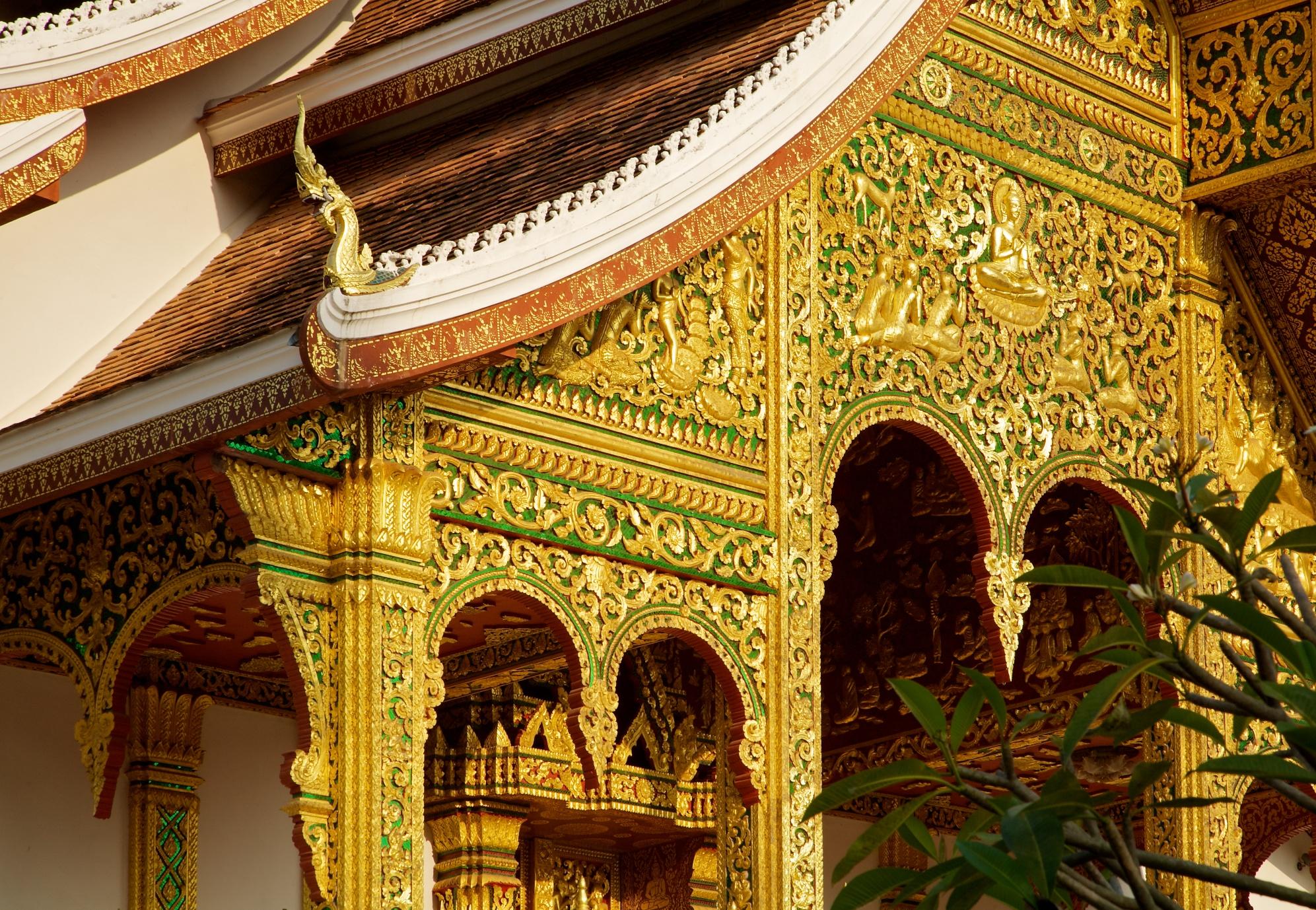 Luang Prabang, Kota Tua yang Tidak Menua