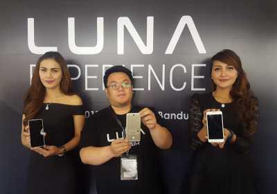 Luna V Gold Resmi Meluncur di Indonesia