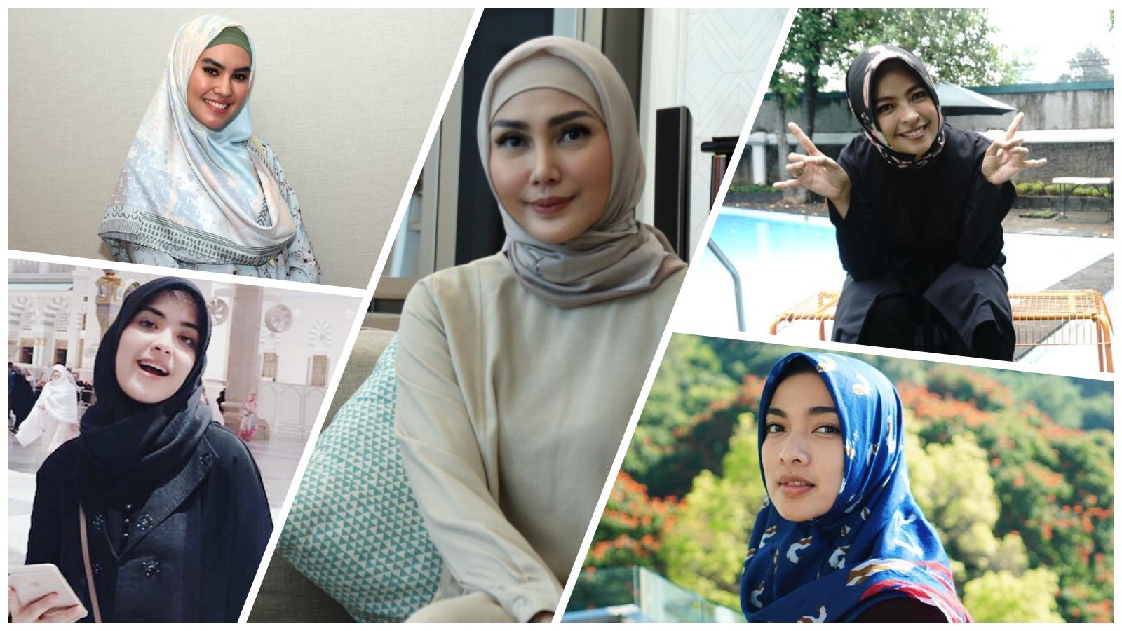 Daftar Selebriti yang Putuskan Hijrah di 2018