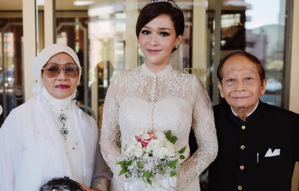 Doa Ahmad Dhani untuk Pernikahan Maia Estianty-Irwan Mussry