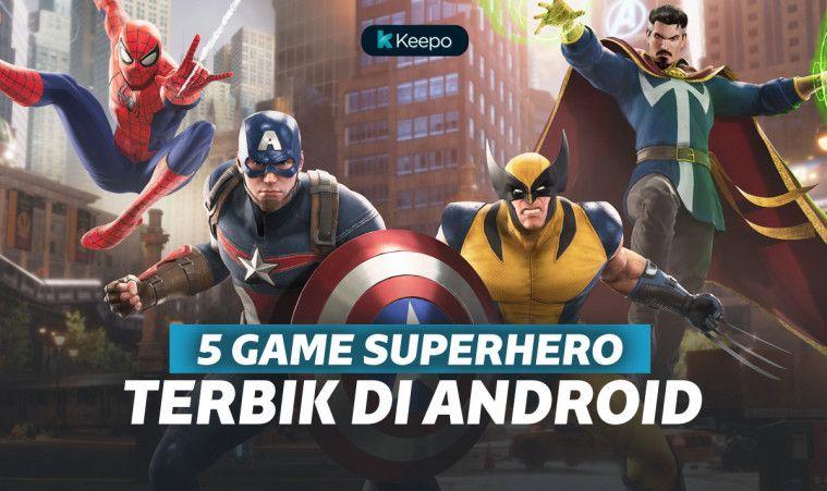 Pencinta Marvel? Coba Nih 5 Game Superhero Marvel Terbaik